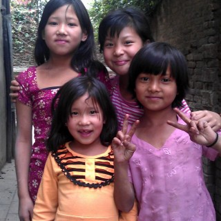 Neighbour children