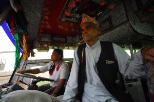 On the bus from Bardia to Attaria